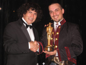 Doruk Ülgen Dünyanın En İyi Sihirbazı Ödülü